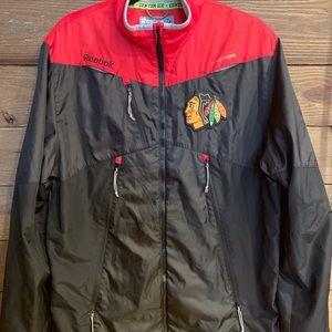 Chicago Blackhawks ZIP up jacket